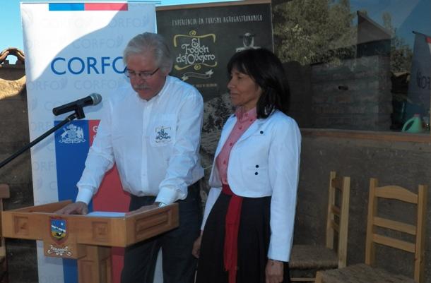 Inauguran Centro Turístico Gastronómico del cordero  en la comuna de Pumanque