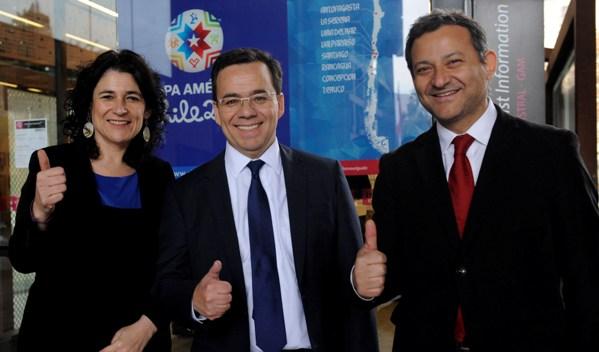 """Ministro Céspedes y balance de Copa América: """"Ganamos también en turismo y superamos con creces las expectativas"""""""