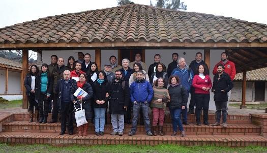 En San Vicente se realizó primer encuentro Provincial de Turismo cultural