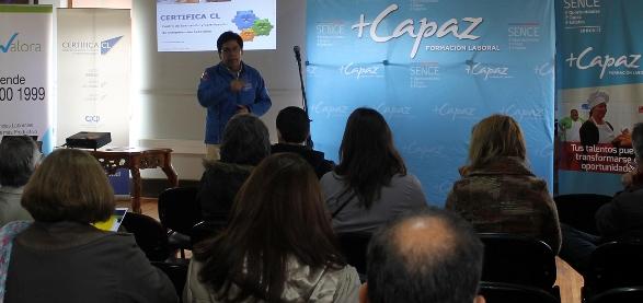 """Primer seminario provincial de """"Certificación de Competencias Laborales"""" en Turismo"""