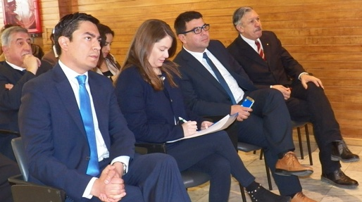 Intendente y Subsecretaria de Energía realizaron entrega de ampolletas de bajo consumo