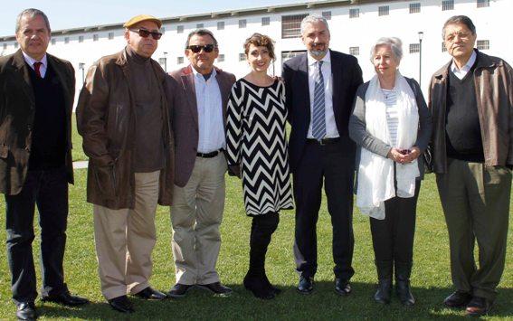 JuradoyMinistrodeCultura-PremioManuelRojas2015
