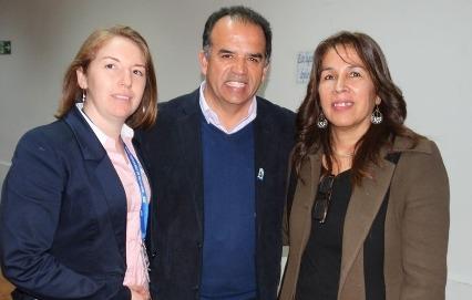 IPS difunde beneficios en masivo Seminario de Dirigentes Sociales en Pichilemu