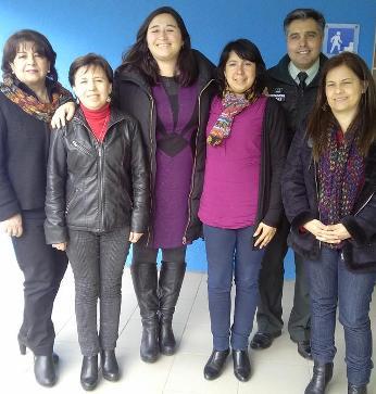 Gabinete de Justicia comienzan análisis de temas de género en conjunto con SERNAM