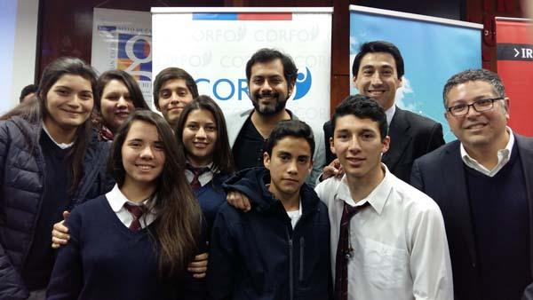 """CORFO Apoya a  Escolares de la comuna de Santa Cruz a través de Proyecto """"Soñadores Digitales"""""""