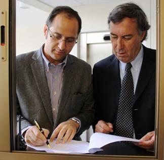 Senador García Huidobro y Diputado Kort realizaron presentación a la Contraloría Regional para que Minsal entregue los listados Ges de la Región de O´Higgins
