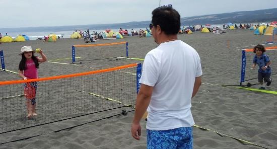 Con gran éxito comenzó el verano recreativo del MINDEP en Pichilemu