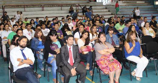 Más de 120 profesionales asistieron a inducción del MINDEP
