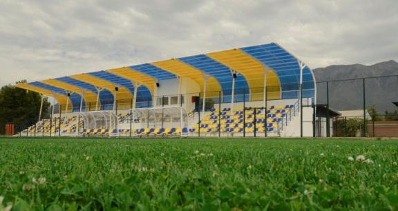 Mostazalinos inauguraran remozado estadio municipal