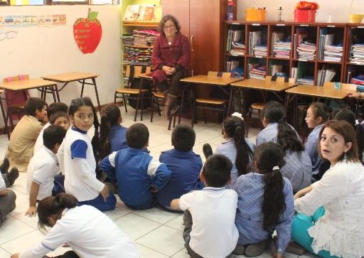 """""""La incorporación del arte en las aulas convierte a los estudiantes en niños más felices"""""""