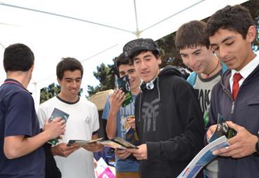 Beca Nuevo Milenio podrá ser utilizada en 5 instituciones de educación superior de la región