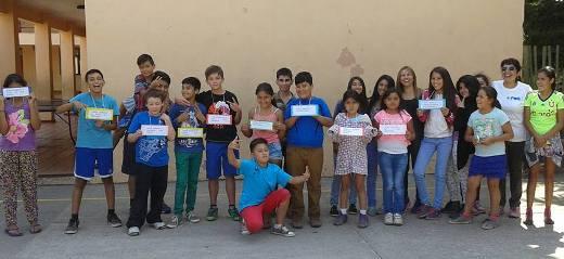 Oficinas de Protección de Derechos de la región animan las vacaciones de niños y niñas