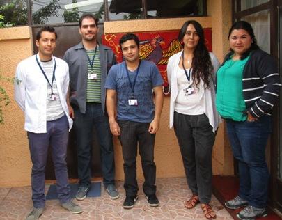 Centro de tratamiento de adicción del Hospital Santa Cruz participó en seminario de SENDA y Universidad Católica