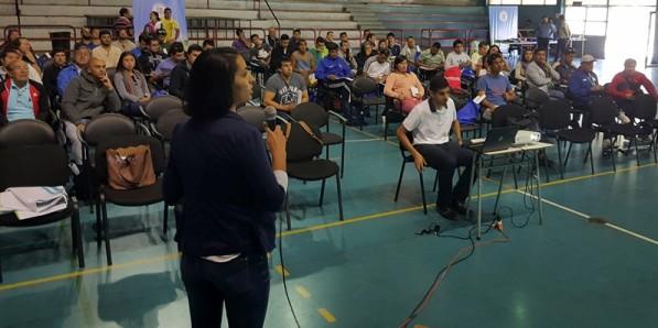 MINDEP capacitó a profesores que serán parte de las Escuelas Deportivas Integrales
