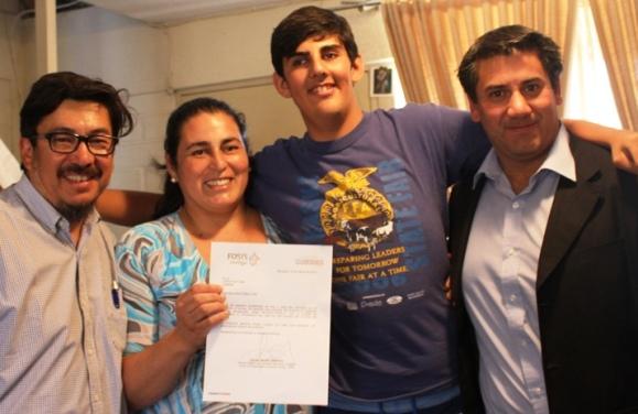 FOSIS y SENADIS apoyan a emprendedores en situación de discapacidad