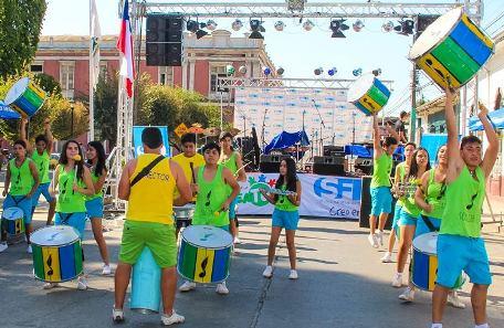 INJUV O´Higgins en lanzamiento de la Oficina Municipal de la Juventud en San Fernando