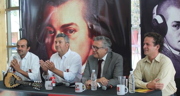 Rancagua celebra los 260 años de Mozart con un espectacular Festival Internacional de Música