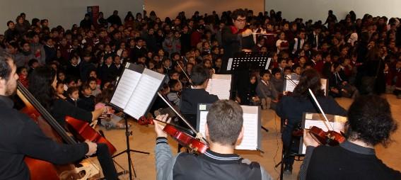 Consejo de la Cultura entrega cerca de $350 millones  para potenciar la Educación Artística en el país