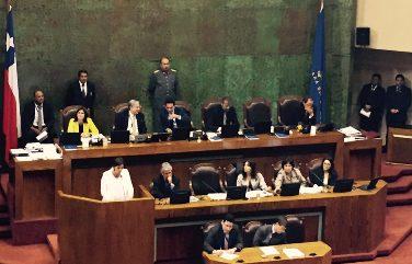 """Ministra Pascual: """"Este es un hito democrático para el país y para las mujeres"""""""