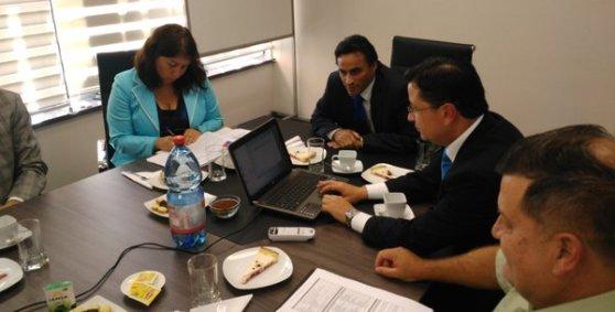 Comisión de seguimiento de Justicia Penal elabora plan de trabajo 2016