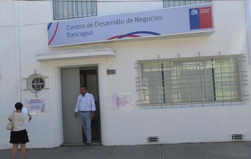 Centro de Desarrollo de Negocios Rancagua abre sus puertas a la comunidad