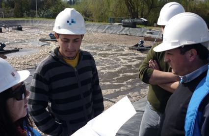 Intensa Fiscalización a Plantas de Tratamiento de Agua Servidas en la Región de O´Higgins