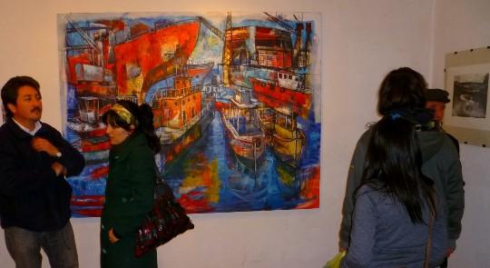 Galería Gabriela Mistral convoca a curadores y artistas