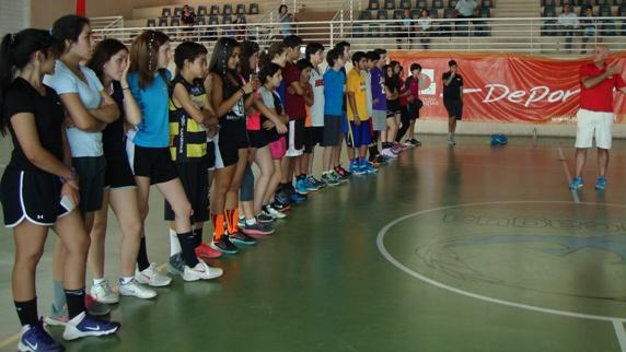 Con una entretenida jornada la Escuela de Básquetbol Municipal de Rancagua despidió las clases de verano