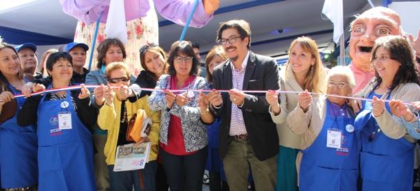 El emprendimiento femenino gustó y emocionó el fin de semana en Rancagua