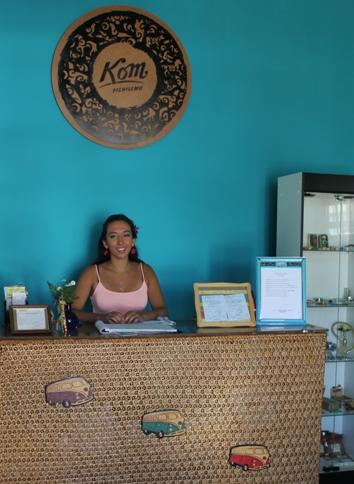 Hostal KOM en Pichilemu, la alternativa diferente