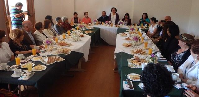 Directora del Consejo de la Cultura celebró el Día de la Mujer  Artista con destacadas exponentes de la Región