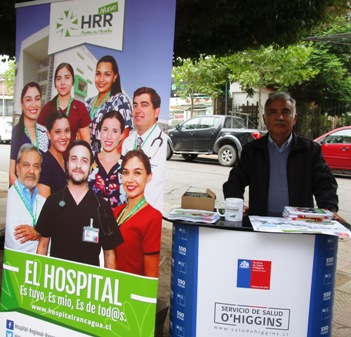 Hospital de Santa Cruz junto a la comunidad informa traslado del nuevo Hospital Regional
