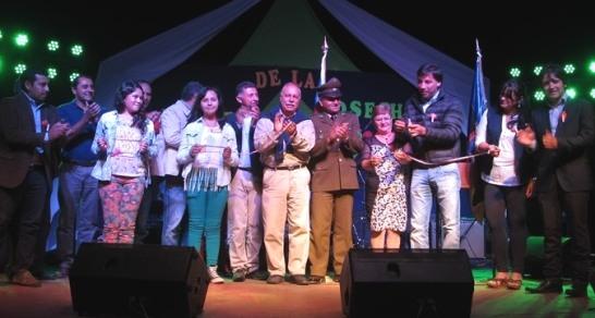 Pequeños agricultores marcaron presencia en Fiesta de la Cosecha de Placilla