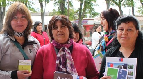 Mujer, una gran aliada en la prevención y rehabilitación de drogas y alcohol