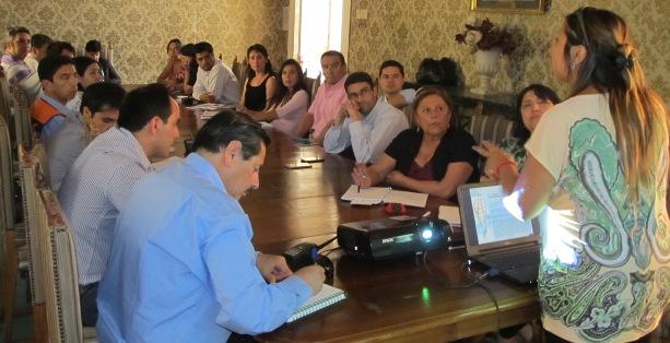 Con reuniones con Servicios Públicos y Municipios, comienzan preparativos para GEC 2016