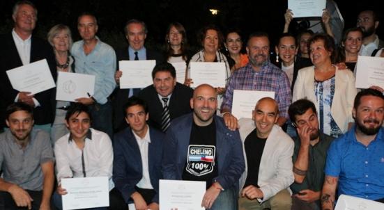 Cronistas Gastronómicos premiaron a INDAP