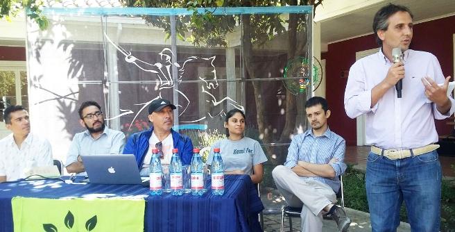 En Rancagua se desarrolló el Pre Foro Mundial de la Bicicleta