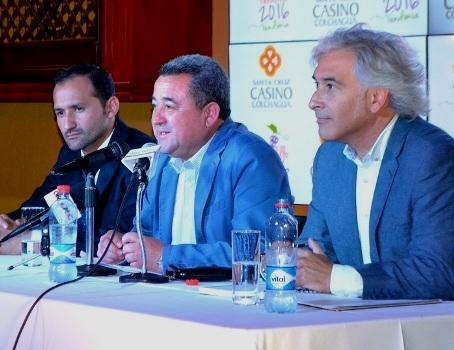 Municipalidad y SERNATUR lanzan Séptima Versión de la Vendimia de Peralillo 2016