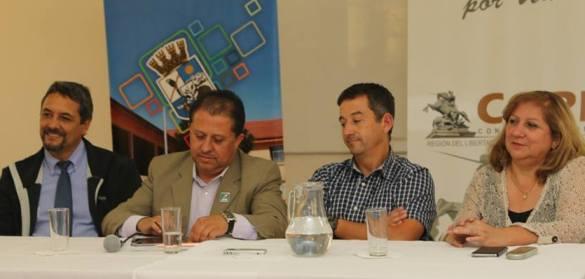 Comisión de Salud sesiona en Requínoa y se informa acerca de proyecto de reposición del Centro de Salud Familiar