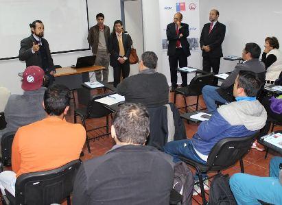 Dirigentes de la región están participando en capacitación de Gestión y Administración Deportiva gracias al IND
