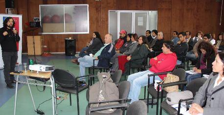 Funcionarios del IND participaron en jornada participativa de planificación estratégica