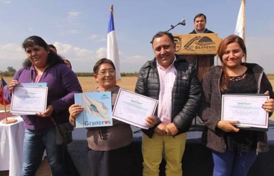 """Granerinos recibieron su terreno para construir conjunto habitacional """"Nueva Ciudad"""""""