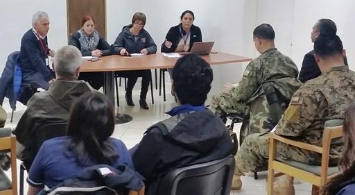 COE: autoridades se refieren a situación actual de la Región de O´Higgins