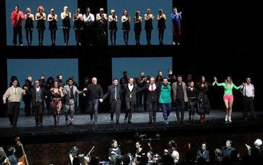 """Gala """"Don Giovanni"""" contó con destacadas autoridades en su estreno en Teatro Regional Rancagua"""
