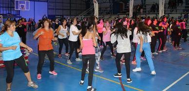 MINDEP realizó movida celebración del Día Internacional del Deporte para el Desarrollo y la Paz en Peralillo