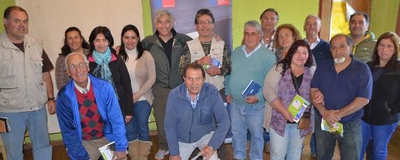 SERNATUR se reúne con junta de vecinos de Cáhuil para potenciar el turismo en temporada baja
