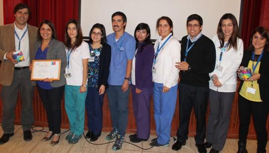 CESFAM Rienzi Valencia González recibe certificación del Modelo de Atención Integral de Salud Y Comunitario