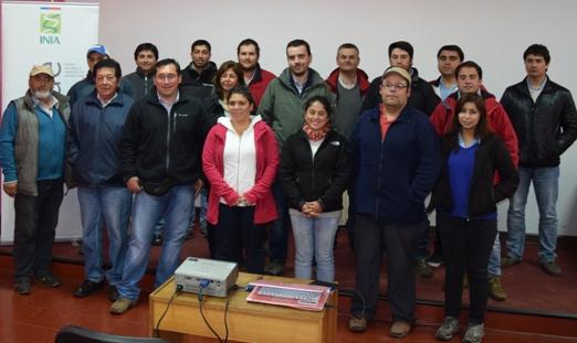 INIA Constituyó Grupo de Transferencia Tecnológica (GTT) Área San Vicente