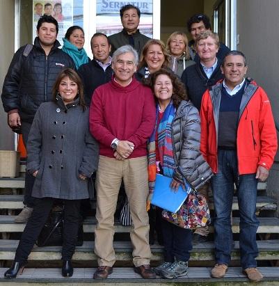 SERNATUR se congrega con gremios para impulsar la conformación de la Asociación Regional de Cámaras de Turismo