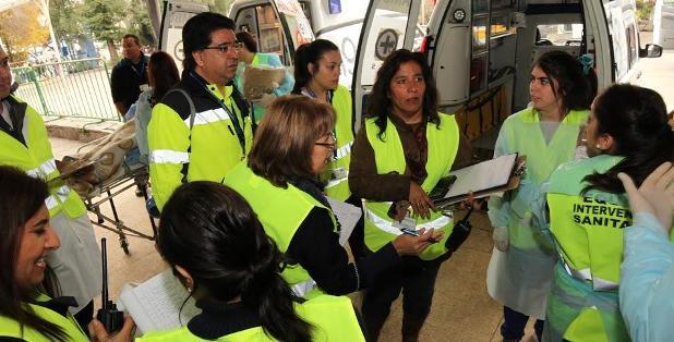 Inician traslado de pacientes al nuevo Hospital Regional